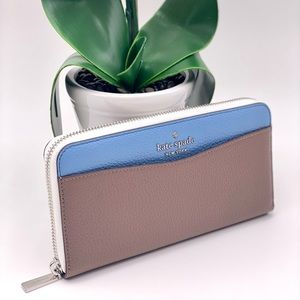 Kate Spade Leila Continental Wallet